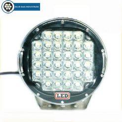 2 x 9 inch CREE 30,000 lumen 185 watt LED Focused Beam Driving Lights-234