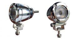 2 x 2 inch 1080 lm 10 watt Silver XML-T6 CREE LED Aluminium 45° Flood Light-0