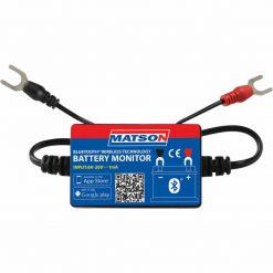 MA98412 Matson Battery Monitor