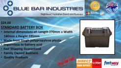 STANDARD BATTERY BOX-0