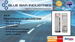 Infrared Sensor LED Light Strip Large-0