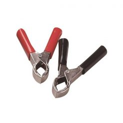 2 PIECE 50AMP BATTERY CLAMPS-721