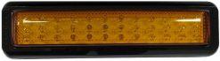 Amber Indicator LED Tail Light x 2 -916