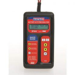 Electronic Battery & System Tester BT002 Matson