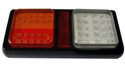 2 x Indicator/Stop/Tail/Reverse Tail Lights-1471