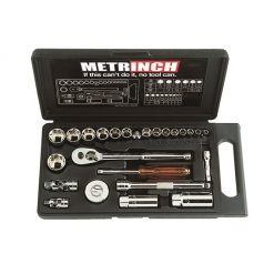 "Metrinch 1/4"" Socket Set"