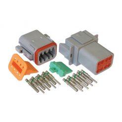 8 Pin Deutsch Plug Connector Kit