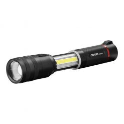 Coast SX300R Pure Beam LED Torch with Area COB