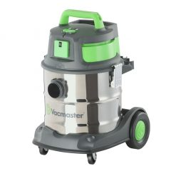 Vacmaster Wet / Dry Vacuum 20 litre 1500 watts Sync Function