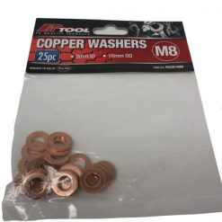 Copper Washers M8