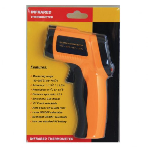 PK Tools Infared Thermometer