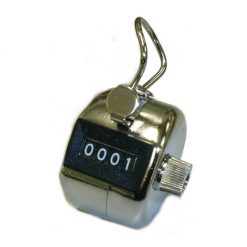 TRU3025 Hand Tally Counter