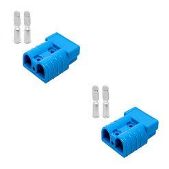 50 amp Anderson Plug Blue