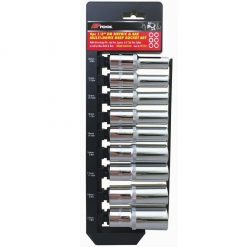 PK Tools PT10311 9pc Multi Drive Socket Set
