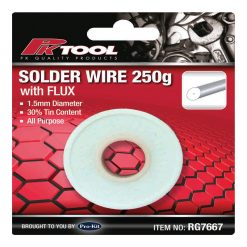 PK Tools Solder Wire 250g
